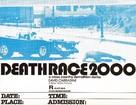 Death Race 2000 - Movie Poster (xs thumbnail)