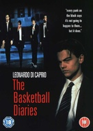 The Basketball Diaries - British Movie Cover (xs thumbnail)