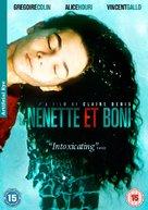 Nénette et Boni - British DVD cover (xs thumbnail)