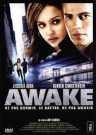 Awake - French Movie Cover (xs thumbnail)