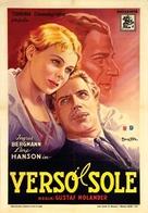 På solsidan - Italian Movie Poster (xs thumbnail)