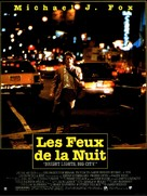 Bright Lights, Big City - French Movie Poster (xs thumbnail)