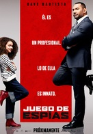 My Spy - Spanish Movie Poster (xs thumbnail)