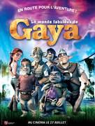 Back To Gaya - French Movie Poster (xs thumbnail)