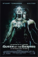 Queen Of The Damned - Movie Poster (xs thumbnail)