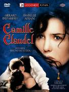 Camille Claudel - Polish Movie Cover (xs thumbnail)