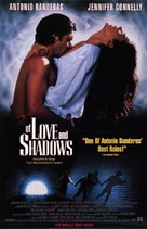Of Love and Shadows - Movie Poster (xs thumbnail)