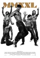 Magic Mike XXL - Spanish Movie Poster (xs thumbnail)