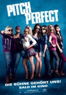 Pitch Perfect - Swiss Movie Poster (xs thumbnail)