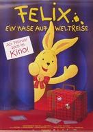 Felix - Ein Hase auf Weltreise - Swiss poster (xs thumbnail)