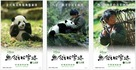 Touch of the Panda - Taiwanese Movie Poster (xs thumbnail)