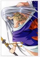 """Ikki tôsen: Dragon destiny"" - Japanese Movie Poster (xs thumbnail)"