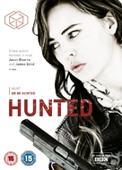 """Hunted"" - British DVD cover (xs thumbnail)"