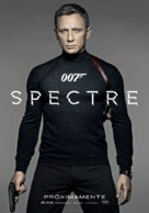Spectre - Argentinian Movie Poster (xs thumbnail)