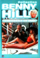 """""""The Benny Hill Show"""" - French DVD movie cover (xs thumbnail)"""