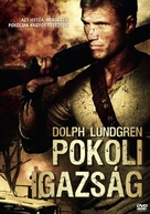 Direct Contact - Hungarian DVD movie cover (xs thumbnail)