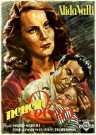 La vita ricomincia - German Movie Poster (xs thumbnail)