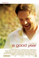 A Good Year - Movie Poster (xs thumbnail)