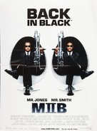 Men in Black II - French Movie Poster (xs thumbnail)