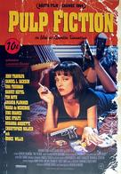 Pulp Fiction - Swedish Movie Poster (xs thumbnail)