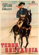 Billy the Kid - Italian Movie Poster (xs thumbnail)