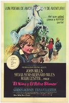 Run Wild, Run Free - Argentinian Movie Poster (xs thumbnail)