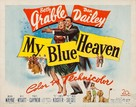 My Blue Heaven - Movie Poster (xs thumbnail)