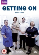 """""""Getting On"""" - British DVD movie cover (xs thumbnail)"""