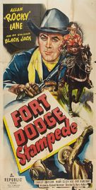 Fort Dodge Stampede - Movie Poster (xs thumbnail)