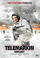 The Heroes of Telemark - Finnish DVD cover (xs thumbnail)