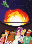 Futurama: Bender's Big Score! - Key art (xs thumbnail)
