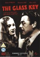 The Glass Key - British DVD cover (xs thumbnail)