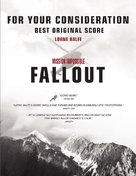 Mission: Impossible - Fallout - For your consideration movie poster (xs thumbnail)