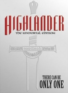 Highlander - DVD movie cover (xs thumbnail)