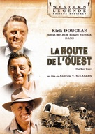 The Way West - French DVD cover (xs thumbnail)