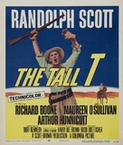 The Tall T - Movie Poster (xs thumbnail)
