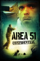 Area 51 Confidential - DVD movie cover (xs thumbnail)