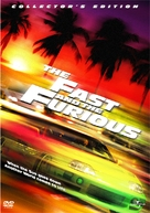 The Fast and the Furious - DVD cover (xs thumbnail)