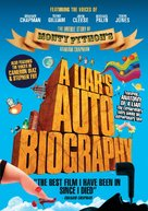 A Liar's Autobiography - The Untrue Story of Monty Python's Graham Chapman - DVD cover (xs thumbnail)