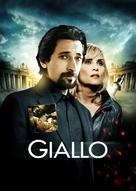 Giallo - Swedish Movie Poster (xs thumbnail)