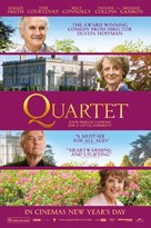 Quartet - British Movie Poster (xs thumbnail)