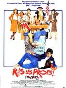 Teachers - French Movie Poster (xs thumbnail)