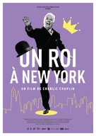 A King in New York - French Re-release movie poster (xs thumbnail)