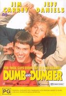 Dumb & Dumber - Australian Movie Cover (xs thumbnail)