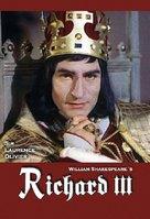 Richard III - DVD cover (xs thumbnail)