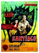 Santiago - French Movie Poster (xs thumbnail)