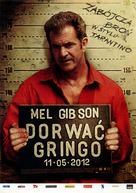 Get the Gringo - Polish Movie Poster (xs thumbnail)