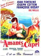September Affair - French Movie Poster (xs thumbnail)