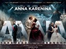Anna Karenina - British Movie Poster (xs thumbnail)