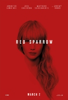 Red Sparrow - Movie Poster (xs thumbnail)